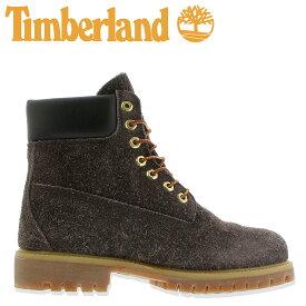 ティンバーランド Timberland ブーツ 6インチ プレミアム メンズ 6INCH PREMIUM BOOTS ダーク ブラウン A259B