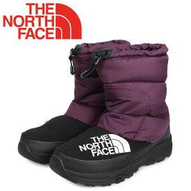 【最大2000円OFFクーポン】 ノースフェイス THE NORTH FACE ヌプシ ダウン ブーティー ブーツ ウィンターブーツ メンズ レディース NUPTSE DOWN BOOTIE パープル NF51877