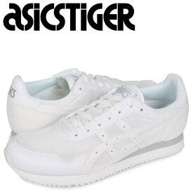 【最大2000円OFFクーポン】 アシックス asics タイガー ランナー スニーカー メンズ TIGER RUNNER ホワイト 白 1191A207-100