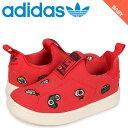 アディダス オリジナルス adidas Originals スタンスミス スニーカー スリッポン ベビー キッズ STAN SMITH 360 I レ…