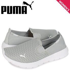 プーマ PUMA フレックス リニュー スニーカー スリッポン レディース FLEX RENEW SLIP-ON ホワイト 白 37195102