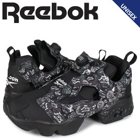 リーボック Reebok インスタ ポンプフューリー スニーカー メンズ レディース INSTAPUMP FURY OG NM ブラック 黒 EF7948