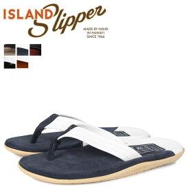 アイランドスリッパ ISLAND SLIPPER スエード サンダル トングサンダル メンズ SNAKE SUEDE ブラック ホワイト ネイビー ベージュ レッド 黒 白 PT205