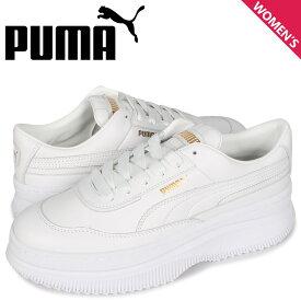 プーマ PUMA デバ スニーカー レディース 厚底 DEVA ホワイト 白 37119903