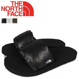 ノースフェイス THE NORTH FACE ヌプシ サンダル スライドサンダル シャワーサンダル メンズ レディース NUPTSE ブラック グレー グリーン 黒 NF52021 [7/22 新入荷]