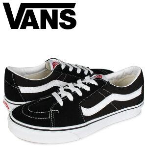 VANS ヴァンズ SK8-LOW スニーカー メンズ バンズ スケートロウ ブラック 黒 VN0A4UUK6BT