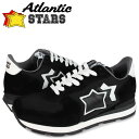 アトランティックスターズ Atlantic STARS アンタレス スニーカー メンズ ANTARES ブラック 黒 NNNN-BT10 [予約 12月下旬 追加入荷予定]