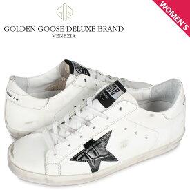 ゴールデングース Golden Goose スーパースター スニーカー レディース SNEAKERS SUPERSTAR ホワイト 白 G36WS590T26