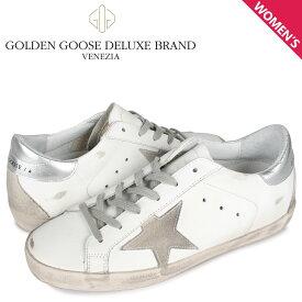 【最大2000円OFFクーポン】 ゴールデングース Golden Goose スーパースター スニーカー レディース SNEAKERS SUPERSTAR ホワイト 白 GCOWS590W77
