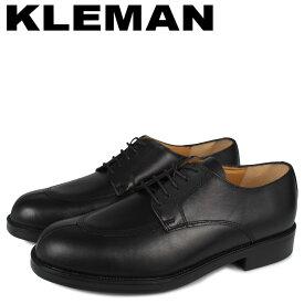 KLEMAN クレマン シューズ ダービー メンズ PRICHI KP ブラック 黒