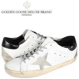 【最大2000円OFFクーポン】 ゴールデングース Golden Goose スーパースター スニーカー メンズ SUPERSTAR ホワイト 白 GMF00102F000318
