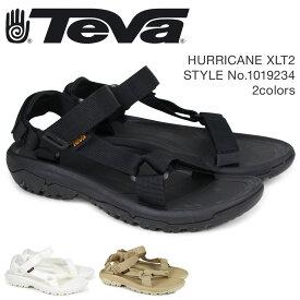 【最大1000円OFFクーポン】 Teva テバ ハリケーン サンダル メンズ XLT2 HURRICANE ブラック ホワイト 1019234