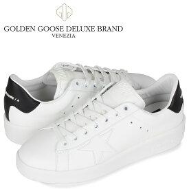 【最大1000円OFFクーポン】 ゴールデングース Golden Goose ピュア スター スニーカー メンズ 厚底 PURE STAR ホワイト 白 GMF00197.F000537
