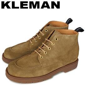KLEMAN クレマン アンクルブーツ メンズ OXAL V カーキ KA0511L