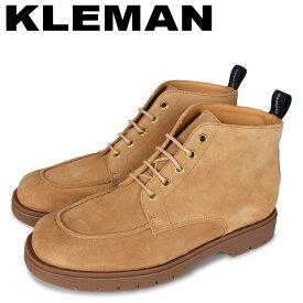 KLEMAN クレマン アンクルブーツ メンズ OXAL V ブラウン KA0518Y