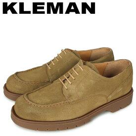 KLEMAN クレマン チロリアン シューズ メンズ FRODAN V カーキ KA9911L