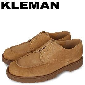 KLEMAN クレマン チロリアン シューズ メンズ FRODAN V ブラウン KA9918Y