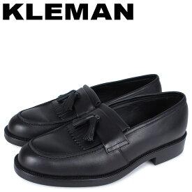 KLEMAN クレマン ローファー メンズ OLONG KP ブラック 黒 KA09102