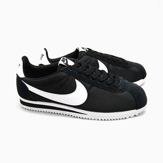 separation shoes 4d9e5 4cca0 NIKE CLASSIC CORTEZ NYLON  807472-011 BLACK WHITE, Nike Cortez nylon black  white