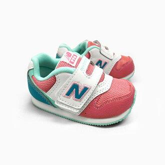 59d11fe3 NEW BALANCE New Balance 996 kids sneakers INFANT FS996 PINK/TURQUOISE  FS996PTI NEWBALANCE New Balance 996 kids sneakers FS996