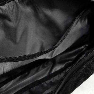 クロームボディバッグメッセンジャーバッグCHROMEKADETNYLONカデットナイロンバッグBG-1969LALLBLACKオールブラック黒ビジネスタブレット対応ストリート耐水撥水自転車止水ジップ保護日本正規取扱店