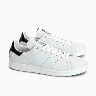 best service cdcea 3f3e2 ADIDAS ORIGINALS STAN SMITH [B37897 CHALK WHITE/CORE BLACK] Adidas  originals Stan Smith chalk white / core black leather sneakers men gap Dis  ...