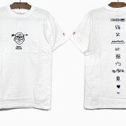 【メール便送料無料】バンズCULTコラボTシャツVANS×CULTSSTEE[WHITE/BLACK]メンズレディースTシャツホワイト白T黒ブラック半そでティーシャツコットンロゴプリントスケートボードストリート半袖