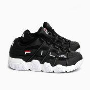 フィラメンズスニーカーFILAFILABARRICADEXT97[BLACKF04140014]フィラバリケード黒ブラックロゴ靴ダッドスニーカー