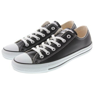 CONVERSE combo-r leather ALL STAR all star OX black fs3gm