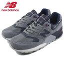 ニューバランス New balance WL999 グレー/パープル WG