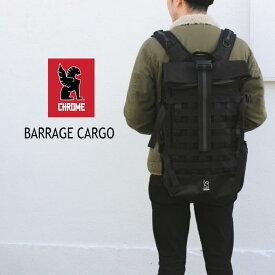 定番 クローム CHROME バッグ バラージ カーゴ BARRAGE CARGO オールブラック BG-163-ALLB-NA-NA [BG]【FMFF】