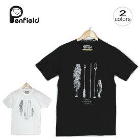 Penfield ペンフィールド PEN ADVENTURE TSHIRTS ペン アドベンチャー Tシャツ PF-2016SS-0413 [WA]