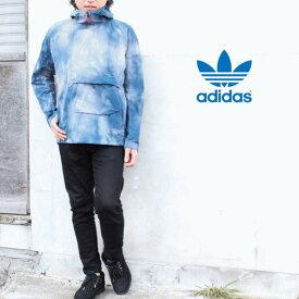 アディダス adidas ウェア M ICON TOKYO ガーメントダイ アノラック CX3409 ロースティール RAWSTE【FMOG】