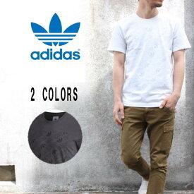 [期間限定10%OFFクーポン配布中]アディダス adidas Tシャツ PP SS TEE カーボン(CW5180)ホワイト(CW5181)【FMOI】