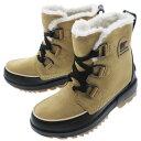 ソレル SOREL ブーツ ティボリ 4 TIVOLI 4 カリー CURRY NL3425 373【FNON】