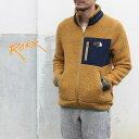 ロックス ROKX アウター バーバー ジャケット BERBER JACKET カスタモスブラウン RXMF194073 [T][WA]【FNFO】