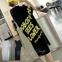 ロングTシャツワンピ BIG ロングTシャツ ビック 大きめ Tシャツ ロゴT ボーイズ ユニセックス スポーティー 渋谷 SneepDip レディース 半袖 カットソー 無地 ロングワンピ かわいい