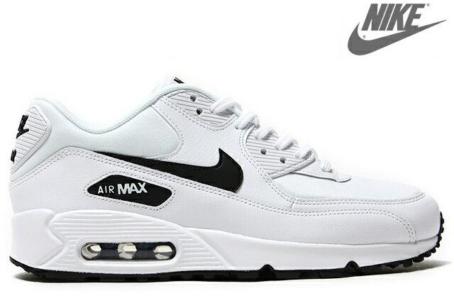 NIKE WMNS AIR MAX 90 325213-131 WHITE/BLACKナイキ エア マックス 90 ホワイト ブラック メンズ レディース スニーカー