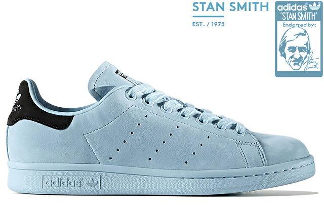 adidas Originals STAN SMITH W BZ0391 ICEY BLUE/ICEY BLUE/CORE BLACKアディダス オリジナルス スタン スミス W ウイメンズ レディース スニーカー 定番