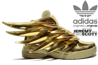 Adidas Jeremy Scott Wings 3.0 Gold