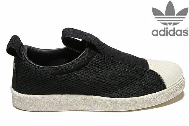 adidas Originals SUPERSTAR BW35 SLIPON W BY9137 CORE BLACK/LEGACY WHITEアディダス オリジナルス スーパースター スリッポン コア ブラック ウイメンズ レディース スニーカー 定番