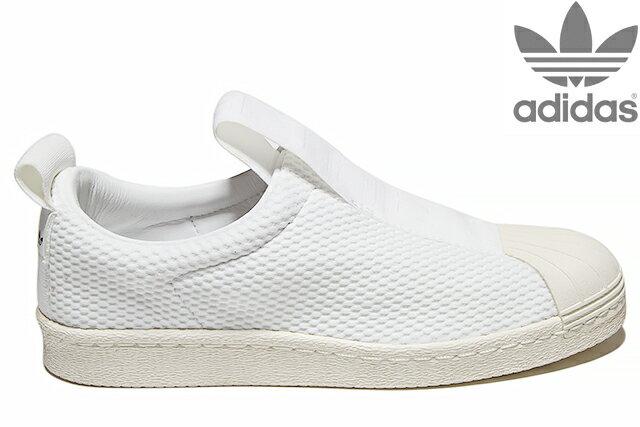 adidas Originals SUPERSTAR BW35 SLIPON W BY2949 RUNNING WHITE/LEGACY WHITEアディダス オリジナルス スーパースター スリッポン ホワイト ウイメンズ レディース スニーカー 定番 slad