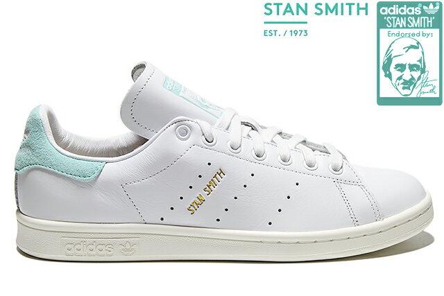 adidas Originals STAN SMITH BZ0461 RUNNING WHITE/RUNNING WHITE/ENERGY AQUAアディダス オリジナルス スタンスミス ホワイト アクア メンズ レディース スニーカー 定番 WSAD