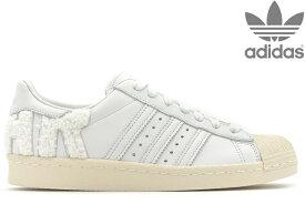 adidas Originals SUPERSTAR 80s b37995 Crystal White/Crystal White/Off Whiteアディダス オリジナルス スーパースター 80s クリスタル オフ ホワイト メンズ レディース スニーカー 19ss