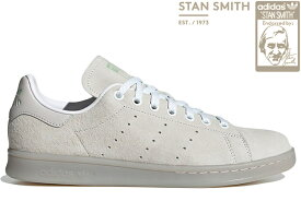 adidas Originals STAN SMITH FW2639 FOOTWEAR WHITE/BRUSH GREEN/GRAY ONEAアディダス オリジナルス スタンスミス ホワイト グレー メンズ レディース スニーカー 定番