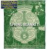 PENDLETON SPRING LEGENDARY BLANKET ZL494 Pendleton spring's legendary blanket Green