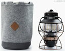 Barebones Living Felt Lantern Storage Bag for Railroad / Forest Lantern LIV-279ベアボーンズリビング フェルト …