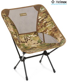 Helinox CHAIR ONE CAMO MULTICAM 10004R2ヘリノックス チェアワン カモ チェア 折り畳み イス 軽量 椅子 アウトドア キャンプ コンパクトチェア