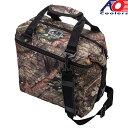 AO Coolers 12 Pack Mossy Oak Cooler AOMO12AOクーラー 12パック ソフトクーラー モッシーオーク カモ キャンプ アウ…
