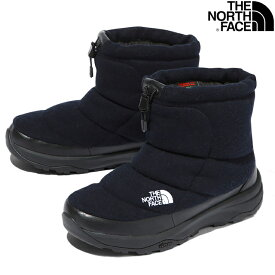 THE NORTH FACE NUPTSE BOOTIE WOOL V SHORT NF51979 N NAVYザ ノースフェイス ヌプシ ブーティー ウール V ショート ネイビー UNISEX ユニセックス 男女兼用 ウインター スノー ブーツ シューズ